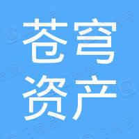 上海苍穹资产管理股份有限公司