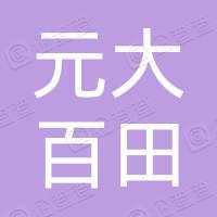 深圳元大百田投资有限公司