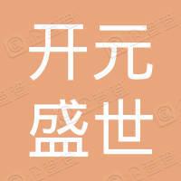 深圳开元盛世科技控股有限公司
